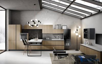 Cucina componibile modello MATRIX 01