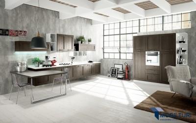 Cucina componibile modello EGO 02