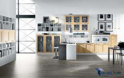 Cucina componibile modello EGO 03