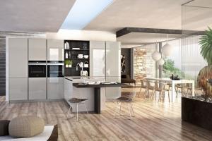 Nuova esposizione di mobili per la casa