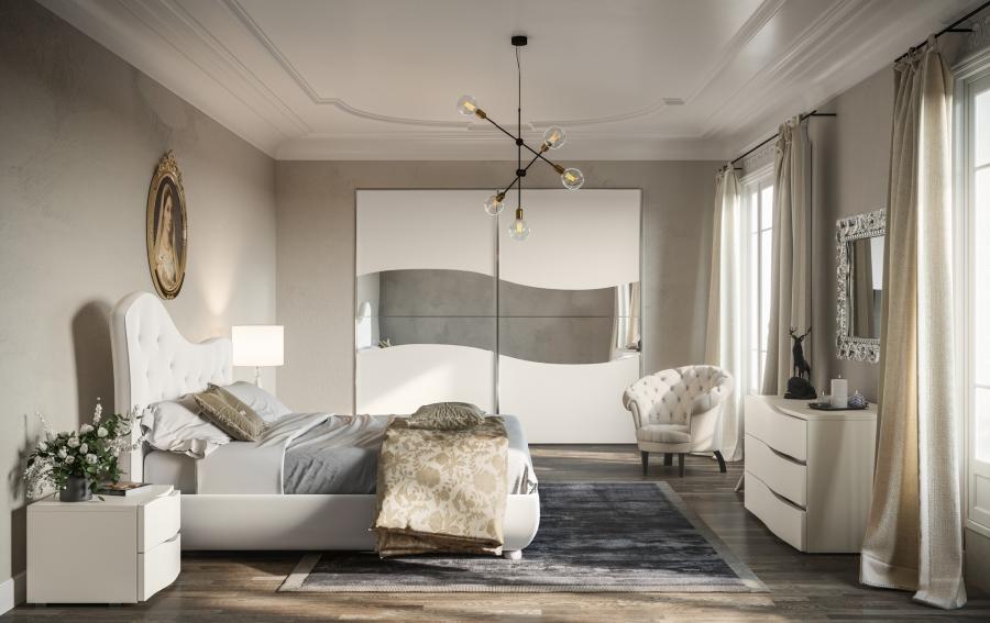 Camere Da Sogno Fine Living : Camera da letto evanescence 26 centrolegno far da sè e arreda